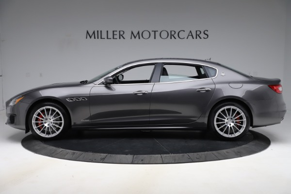 New 2020 Maserati Quattroporte S Q4 GranSport for sale $121,885 at Maserati of Greenwich in Greenwich CT 06830 3