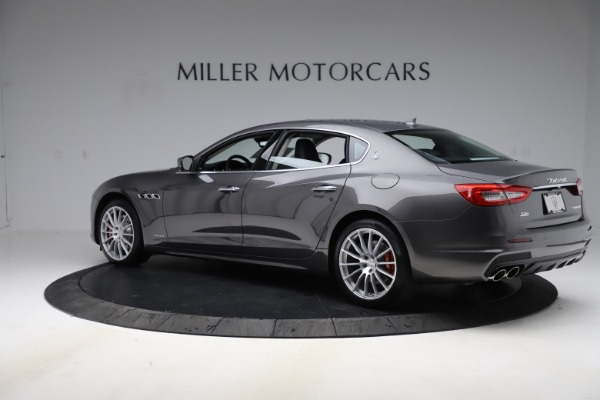 New 2020 Maserati Quattroporte S Q4 GranSport for sale $121,885 at Maserati of Greenwich in Greenwich CT 06830 4