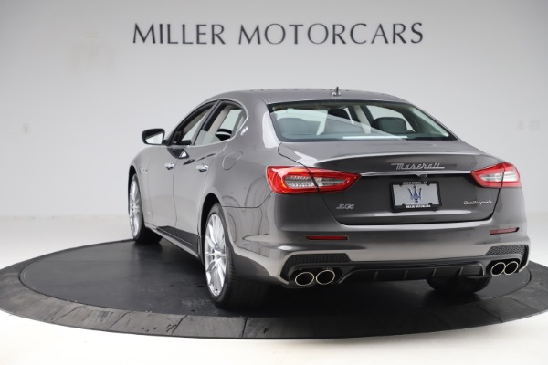New 2020 Maserati Quattroporte S Q4 GranSport for sale $121,885 at Maserati of Greenwich in Greenwich CT 06830 5