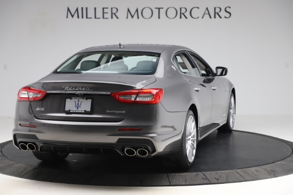 New 2020 Maserati Quattroporte S Q4 GranSport for sale $121,885 at Maserati of Greenwich in Greenwich CT 06830 7