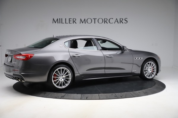 New 2020 Maserati Quattroporte S Q4 GranSport for sale $121,885 at Maserati of Greenwich in Greenwich CT 06830 8
