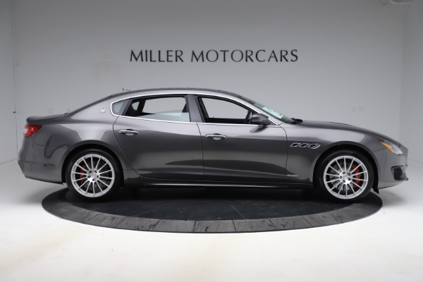 New 2020 Maserati Quattroporte S Q4 GranSport for sale $121,885 at Maserati of Greenwich in Greenwich CT 06830 9
