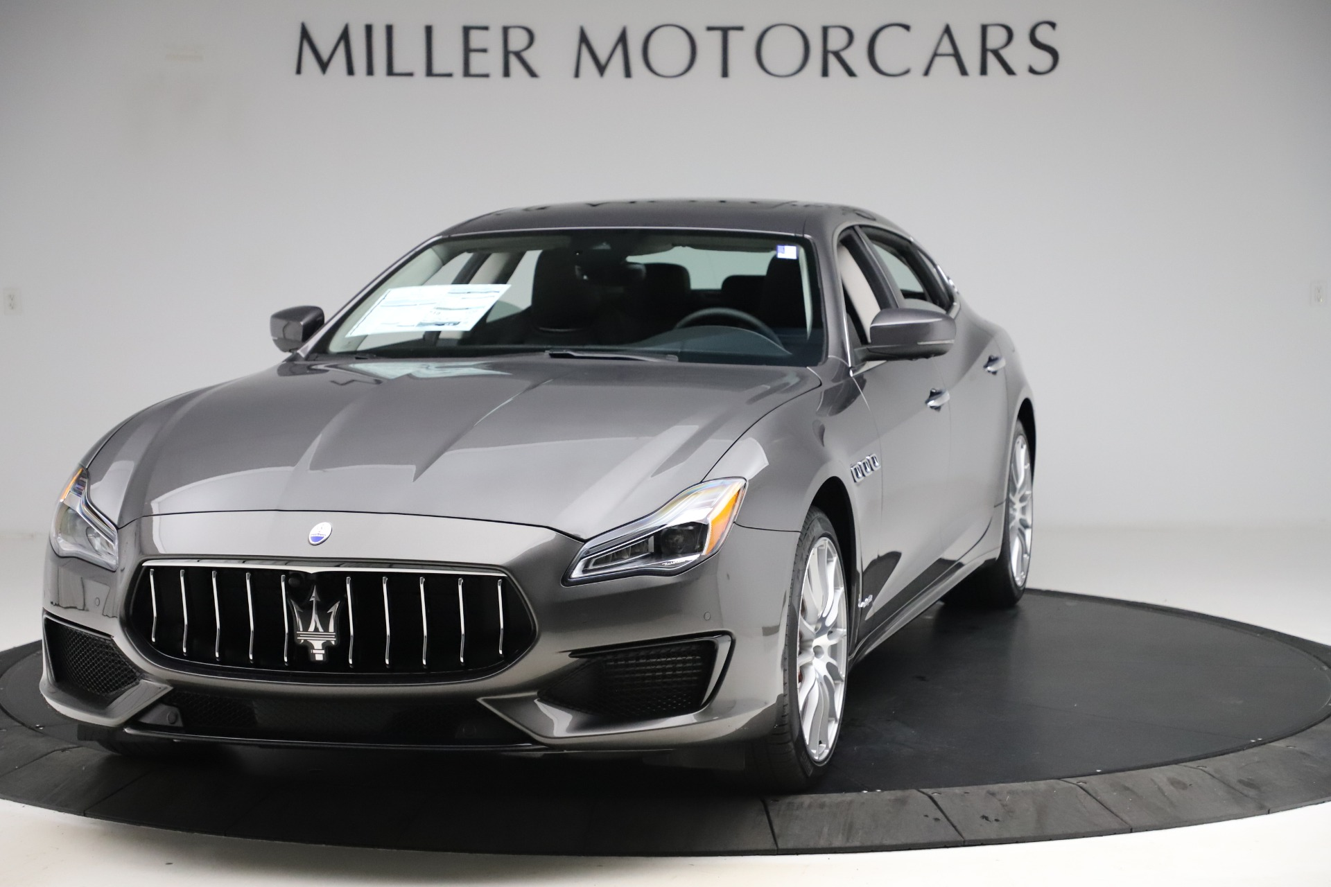 New 2020 Maserati Quattroporte S Q4 GranSport for sale $121,885 at Maserati of Greenwich in Greenwich CT 06830 1