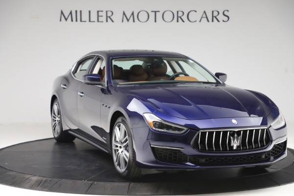 New 2020 Maserati Ghibli S Q4 GranLusso for sale Sold at Maserati of Greenwich in Greenwich CT 06830 11