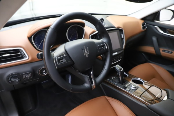 New 2020 Maserati Ghibli S Q4 GranLusso for sale Sold at Maserati of Greenwich in Greenwich CT 06830 13