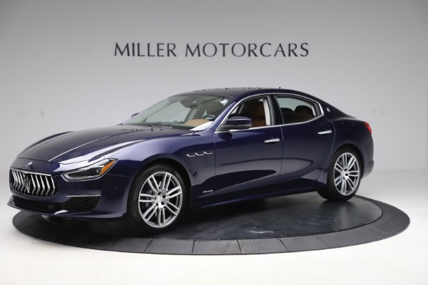 New 2020 Maserati Ghibli S Q4 GranLusso for sale Sold at Maserati of Greenwich in Greenwich CT 06830 2