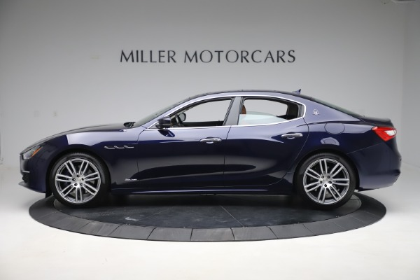 New 2020 Maserati Ghibli S Q4 GranLusso for sale Sold at Maserati of Greenwich in Greenwich CT 06830 3