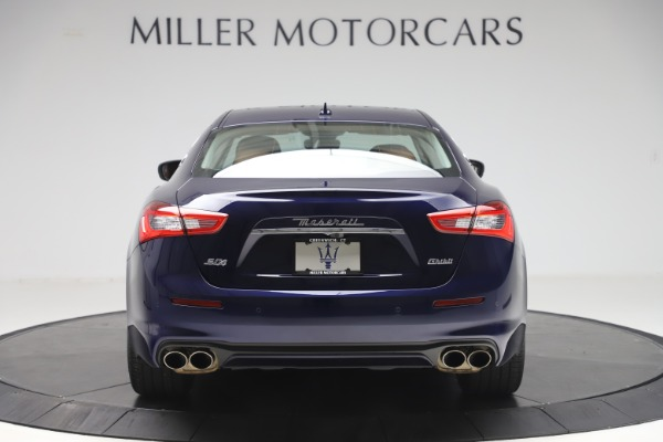 New 2020 Maserati Ghibli S Q4 GranLusso for sale Sold at Maserati of Greenwich in Greenwich CT 06830 6