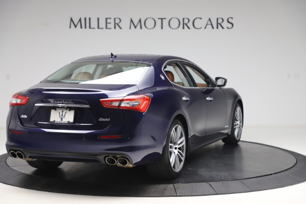 New 2020 Maserati Ghibli S Q4 GranLusso for sale Sold at Maserati of Greenwich in Greenwich CT 06830 7