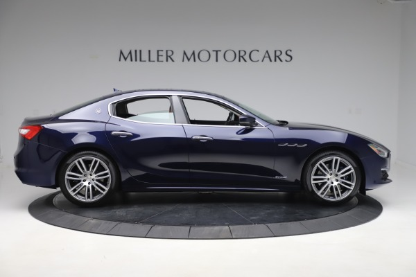 New 2020 Maserati Ghibli S Q4 GranLusso for sale Sold at Maserati of Greenwich in Greenwich CT 06830 9