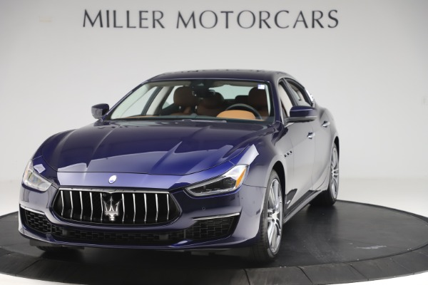New 2020 Maserati Ghibli S Q4 GranLusso for sale Sold at Maserati of Greenwich in Greenwich CT 06830 1