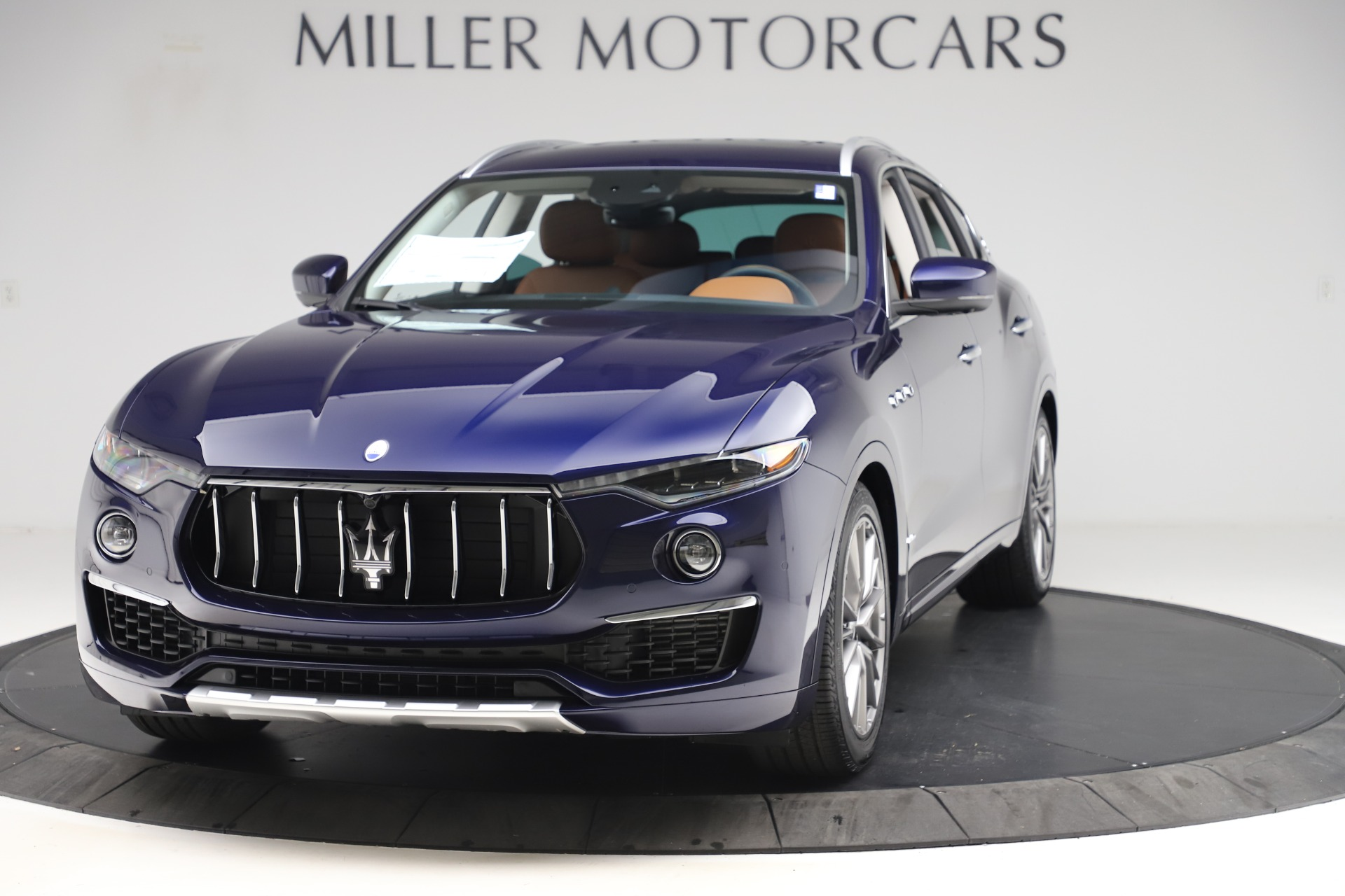New 2020 Maserati Levante S Q4 GranLusso for sale $94,985 at Maserati of Greenwich in Greenwich CT 06830 1