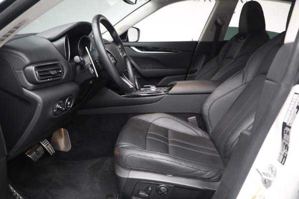 New 2020 Maserati Levante Q4 GranSport for sale $81,385 at Maserati of Greenwich in Greenwich CT 06830 13