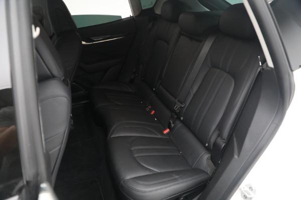 New 2020 Maserati Levante Q4 GranSport for sale $81,385 at Maserati of Greenwich in Greenwich CT 06830 15
