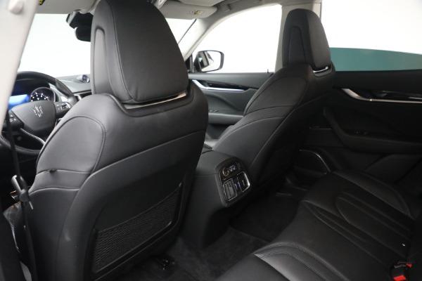 New 2020 Maserati Levante Q4 GranSport for sale $81,385 at Maserati of Greenwich in Greenwich CT 06830 16