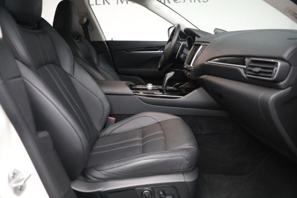 New 2020 Maserati Levante Q4 GranSport for sale $81,385 at Maserati of Greenwich in Greenwich CT 06830 18