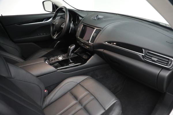 New 2020 Maserati Levante Q4 GranSport for sale $81,385 at Maserati of Greenwich in Greenwich CT 06830 19
