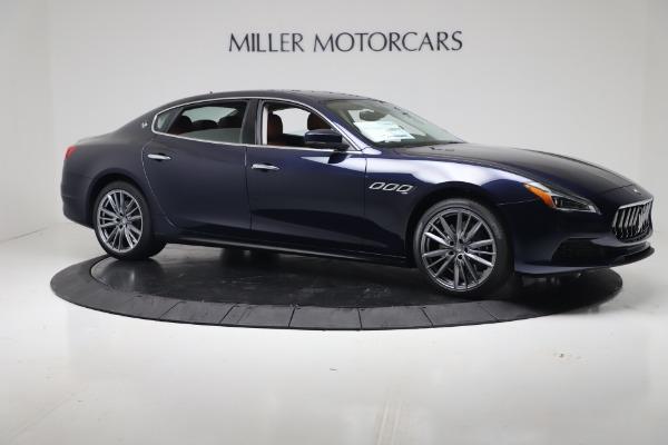 New 2020 Maserati Quattroporte S Q4 GranLusso for sale $122,185 at Maserati of Greenwich in Greenwich CT 06830 10