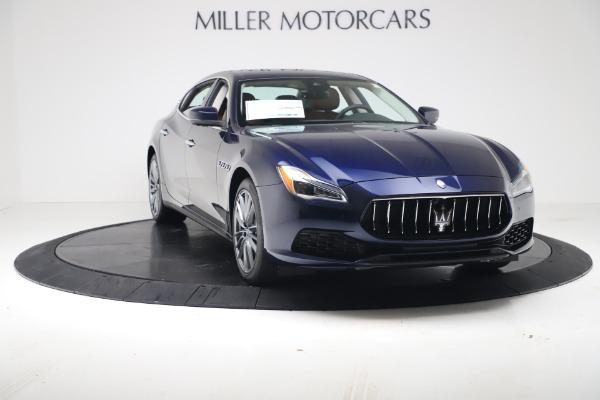 New 2020 Maserati Quattroporte S Q4 GranLusso for sale $122,185 at Maserati of Greenwich in Greenwich CT 06830 11
