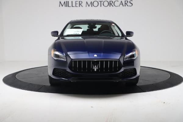 New 2020 Maserati Quattroporte S Q4 GranLusso for sale $122,185 at Maserati of Greenwich in Greenwich CT 06830 12