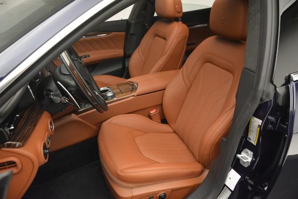 New 2020 Maserati Quattroporte S Q4 GranLusso for sale $122,185 at Maserati of Greenwich in Greenwich CT 06830 13