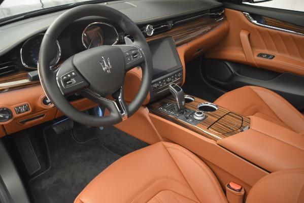 New 2020 Maserati Quattroporte S Q4 GranLusso for sale $122,185 at Maserati of Greenwich in Greenwich CT 06830 14