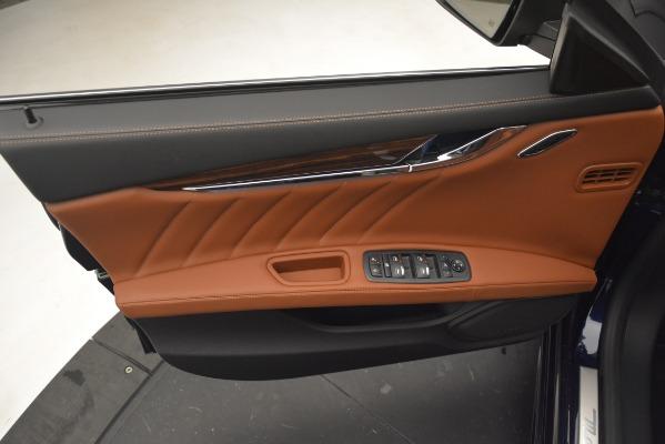 New 2020 Maserati Quattroporte S Q4 GranLusso for sale $122,185 at Maserati of Greenwich in Greenwich CT 06830 15
