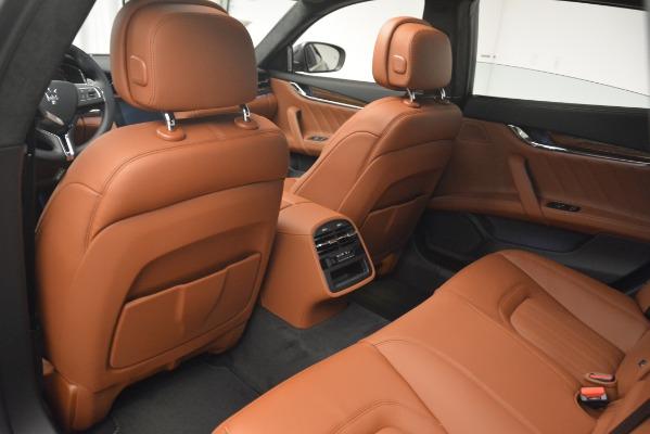 New 2020 Maserati Quattroporte S Q4 GranLusso for sale $122,185 at Maserati of Greenwich in Greenwich CT 06830 18