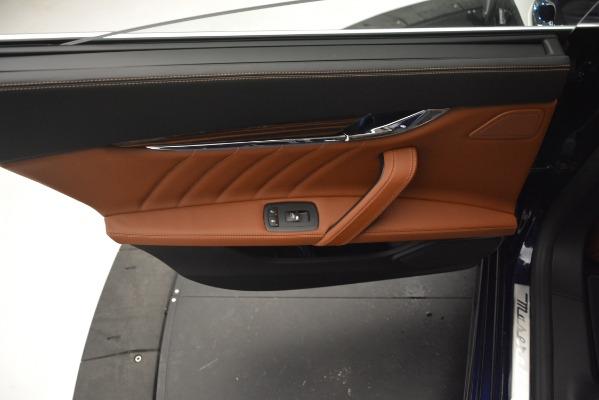 New 2020 Maserati Quattroporte S Q4 GranLusso for sale $122,185 at Maserati of Greenwich in Greenwich CT 06830 19