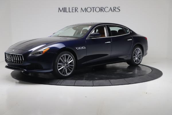 New 2020 Maserati Quattroporte S Q4 GranLusso for sale $122,185 at Maserati of Greenwich in Greenwich CT 06830 2