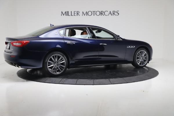 New 2020 Maserati Quattroporte S Q4 GranLusso for sale $122,185 at Maserati of Greenwich in Greenwich CT 06830 8