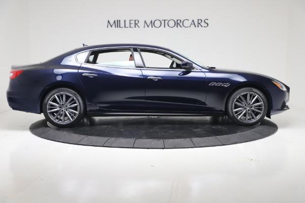 New 2020 Maserati Quattroporte S Q4 GranLusso for sale $122,185 at Maserati of Greenwich in Greenwich CT 06830 9