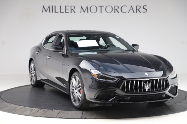 New 2020 Maserati Ghibli S Q4 GranSport for sale $90,285 at Maserati of Greenwich in Greenwich CT 06830 11