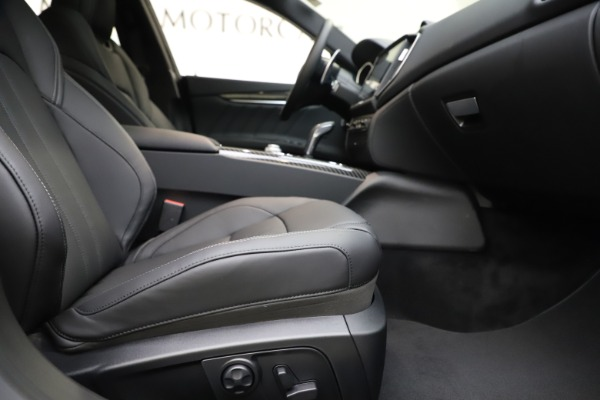 New 2020 Maserati Ghibli S Q4 GranSport for sale $90,285 at Maserati of Greenwich in Greenwich CT 06830 23