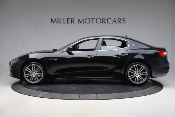 New 2020 Maserati Ghibli S Q4 GranSport for sale $90,285 at Maserati of Greenwich in Greenwich CT 06830 3