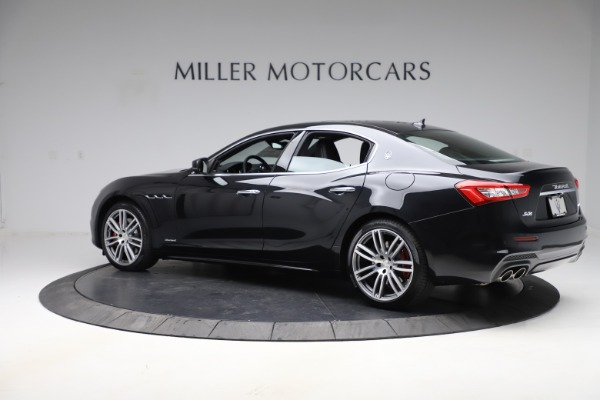 New 2020 Maserati Ghibli S Q4 GranSport for sale $90,285 at Maserati of Greenwich in Greenwich CT 06830 4