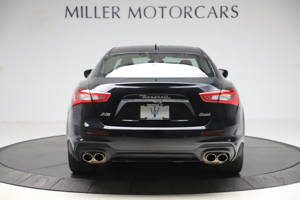 New 2020 Maserati Ghibli S Q4 GranSport for sale $90,285 at Maserati of Greenwich in Greenwich CT 06830 6