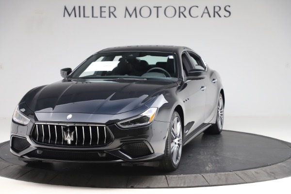 New 2020 Maserati Ghibli S Q4 GranSport for sale $90,285 at Maserati of Greenwich in Greenwich CT 06830 1