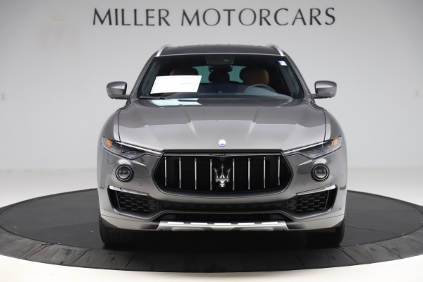 New 2020 Maserati Levante Q4 GranLusso for sale $84,985 at Maserati of Greenwich in Greenwich CT 06830 12