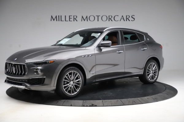 New 2020 Maserati Levante Q4 GranLusso for sale $84,985 at Maserati of Greenwich in Greenwich CT 06830 2