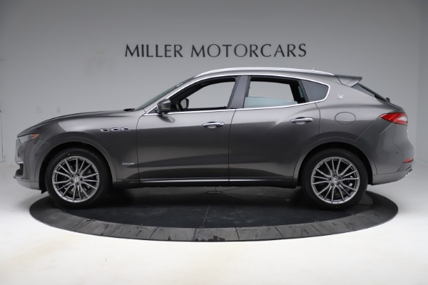 New 2020 Maserati Levante Q4 GranLusso for sale $84,985 at Maserati of Greenwich in Greenwich CT 06830 3