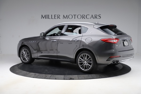 New 2020 Maserati Levante Q4 GranLusso for sale $84,985 at Maserati of Greenwich in Greenwich CT 06830 4