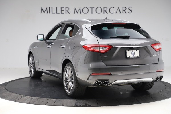 New 2020 Maserati Levante Q4 GranLusso for sale $84,985 at Maserati of Greenwich in Greenwich CT 06830 5