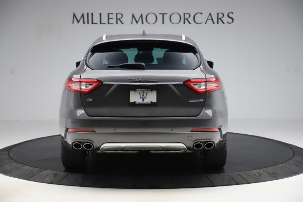 New 2020 Maserati Levante Q4 GranLusso for sale $84,985 at Maserati of Greenwich in Greenwich CT 06830 6