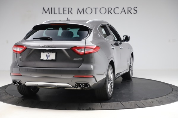New 2020 Maserati Levante Q4 GranLusso for sale $84,985 at Maserati of Greenwich in Greenwich CT 06830 7