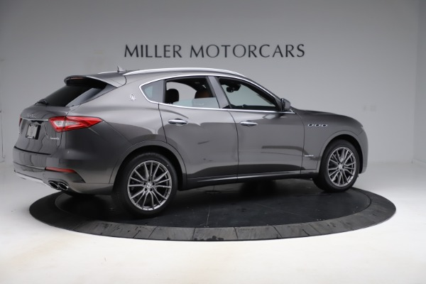 New 2020 Maserati Levante Q4 GranLusso for sale $84,985 at Maserati of Greenwich in Greenwich CT 06830 8