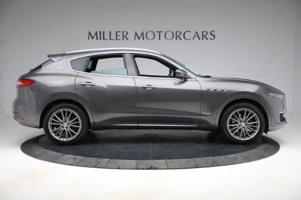 New 2020 Maserati Levante Q4 GranLusso for sale $84,985 at Maserati of Greenwich in Greenwich CT 06830 9
