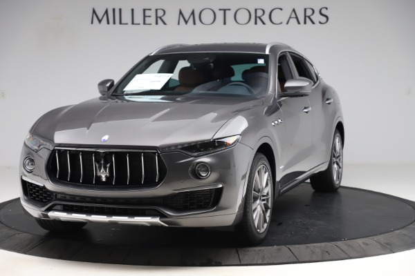 New 2020 Maserati Levante Q4 GranLusso for sale $84,985 at Maserati of Greenwich in Greenwich CT 06830 1