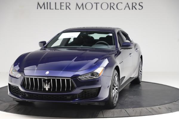 New 2019 Maserati Ghibli S Q4 for sale Sold at Maserati of Greenwich in Greenwich CT 06830 1