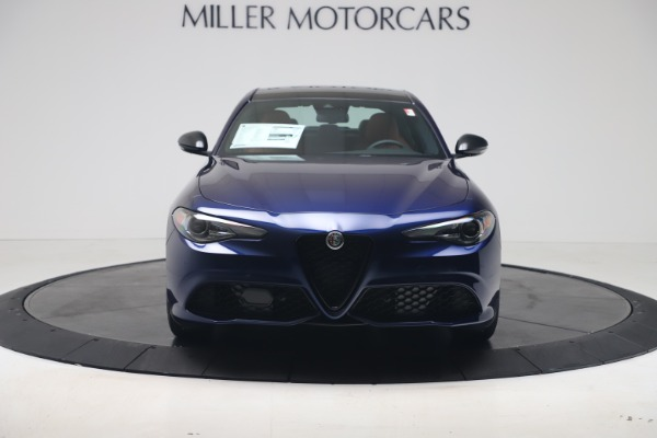 New 2020 Alfa Romeo Giulia Ti Sport Q4 for sale $52,840 at Maserati of Greenwich in Greenwich CT 06830 12